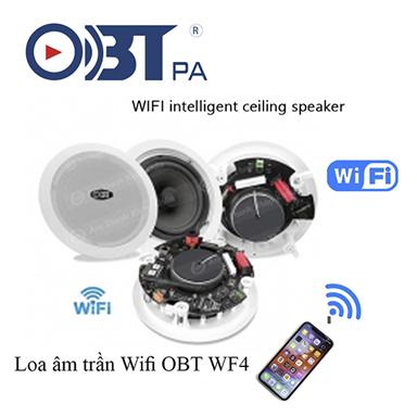 Loa âm trần Wifi OBT WF4