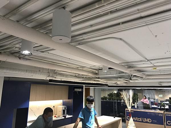 Loa treo trần nhà OBT 201