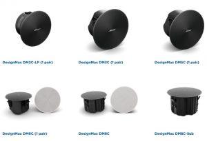Seri loa Bose DesignMax