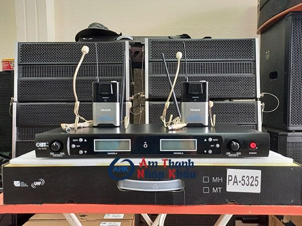 Micro cài đầu OBT PA 5325