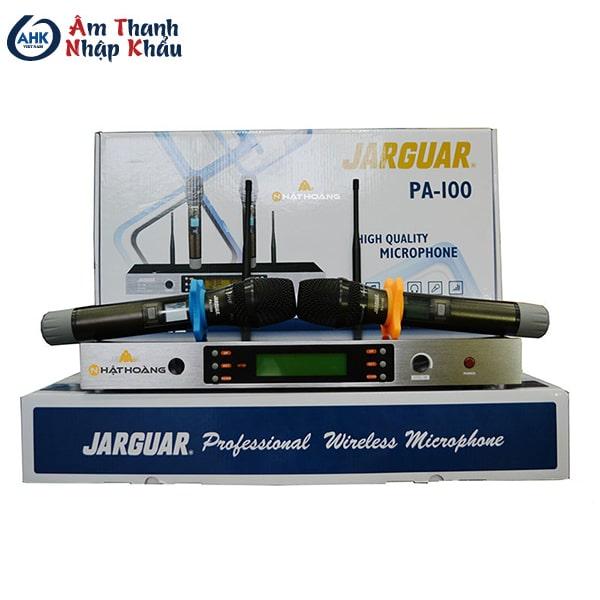 Micro không dây JARGUAR PA-100