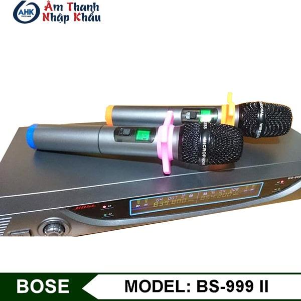 Micro không dây BOSE BS-999 II