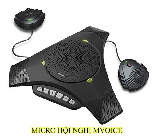 Micro hội nghị Mvoice