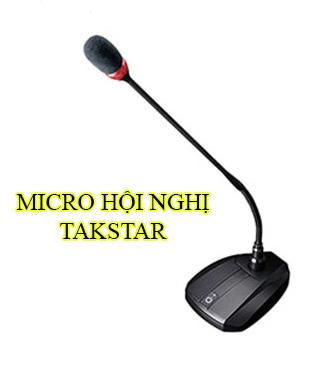 Micro hội nghị Takstar