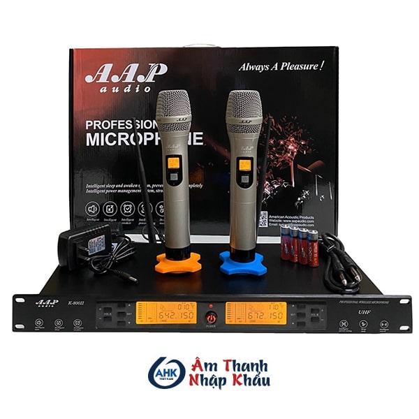 micro không dây aap s700