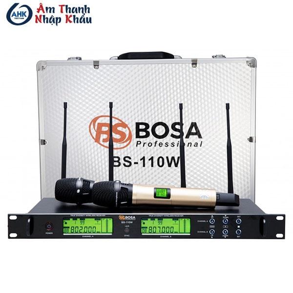 Micro không dây BOSA BS-110W