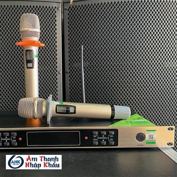 Micro không dây VINAKTV S600 MAX