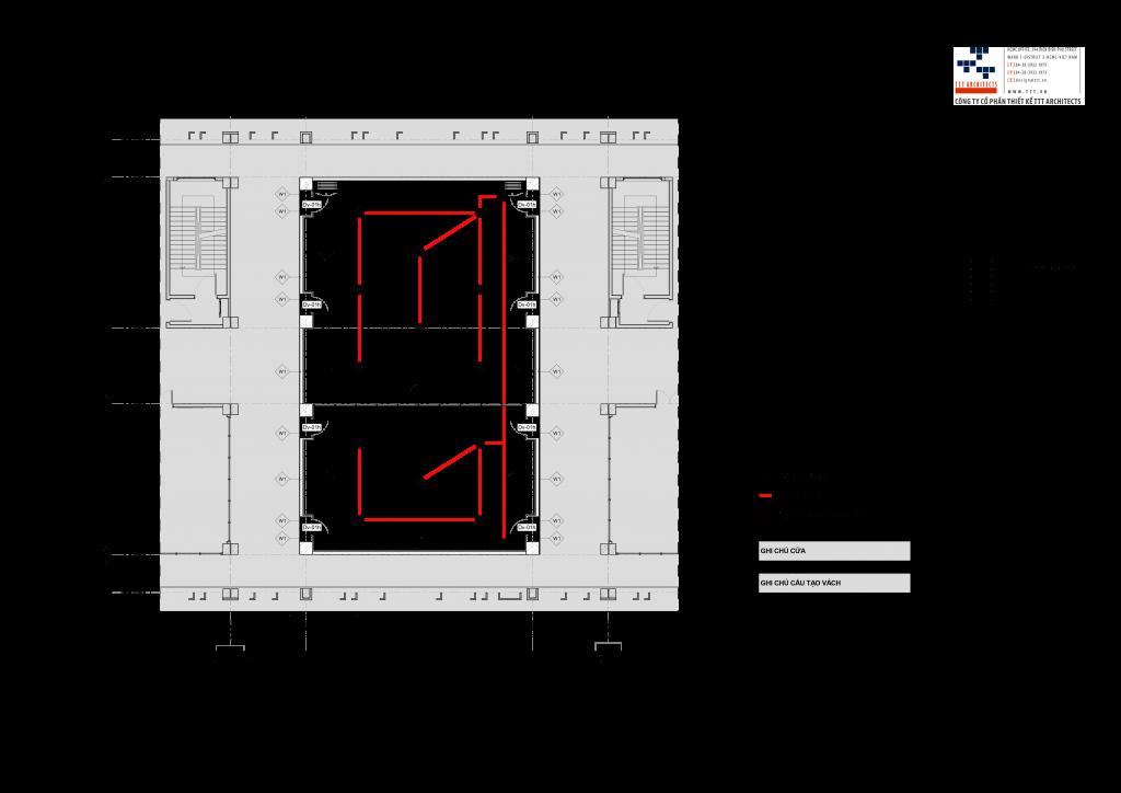 Bản vẽ vị trí loa âm trần