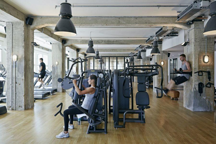 Âm thanh phòng gym