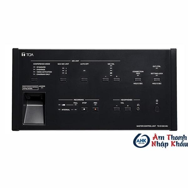 Bộ điều khiển trung tâm TOA TS-D1000-MU