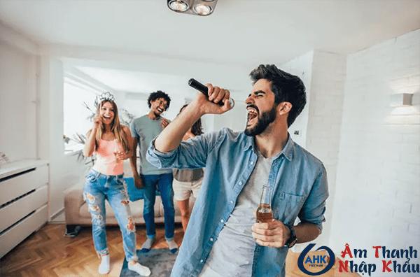 Loa karaoke bluetooth